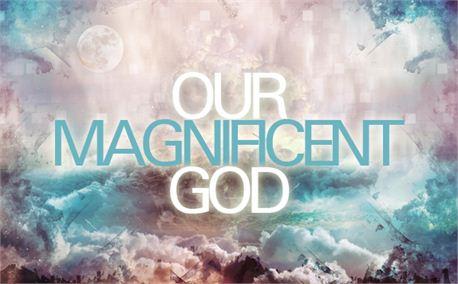 Our Magnificent God (7195)