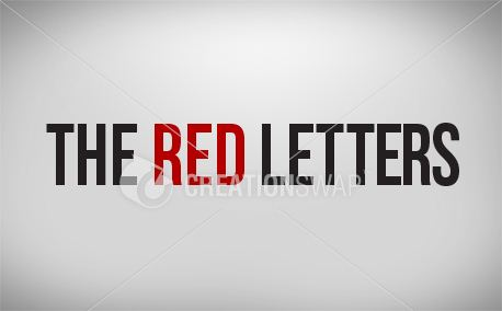 Red Letters (7389)