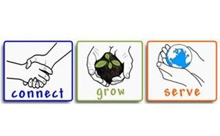 Connect Grow Serve