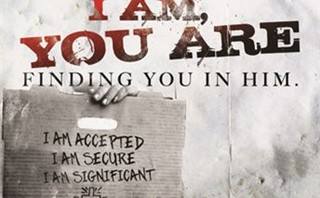 I Am, You Are - series artwork