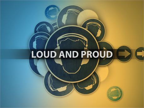Loud and Proud  (7703)
