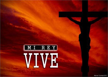 Mi Rey Vive (7764)