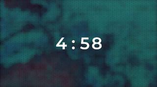 Bokeh Countdown