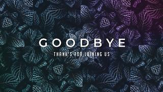 Kaleidoscope Goodbye
