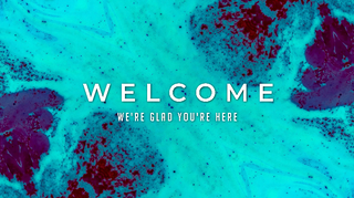 Kaleidoscope Welcome