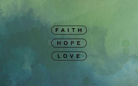 Faith, Hope, Love (70173)