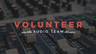 Audio Volunteer Bundle