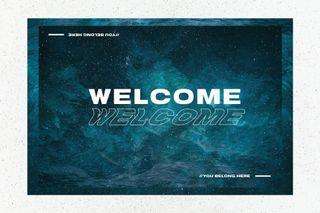 Modern Welcome