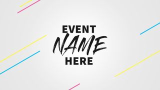 Event Name Template