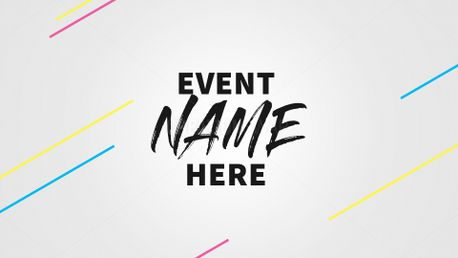 Event Name Template (70404)