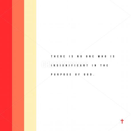 Purpose of God (70424)