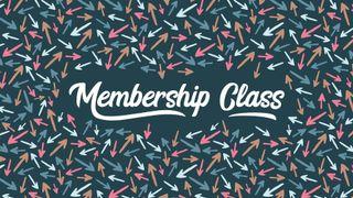 Membership Class Slide