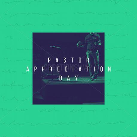 Pastor Appreciation (70585)