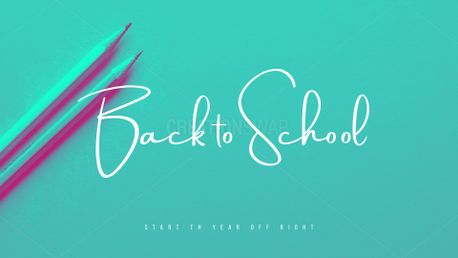 Back to school (70611)