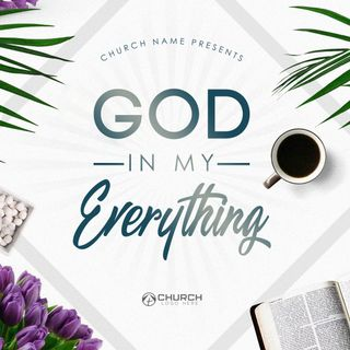God In My Everything Social