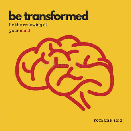 Be transformed graphic (70630)