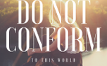 """Do not conform"" 