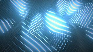 Light Grids v02 Blue