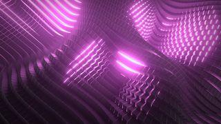 Light Grids v02 Purple
