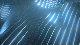 Light Grids v03 Blue
