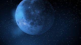 Large Planet Background Loop