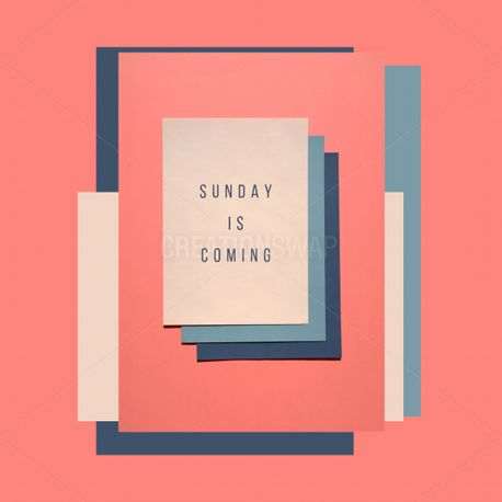 Sunday is coming (70836)