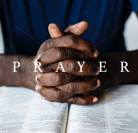 Prayer Graphic (70897)