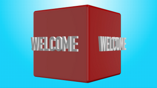 Cubic Welcome