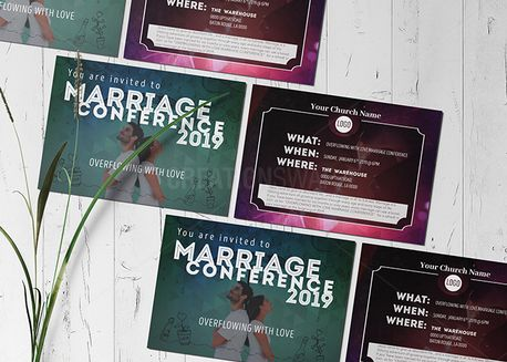 Marriage Conference  (71141)