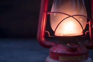 Up Close Lantern
