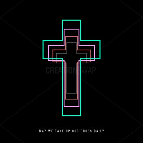 Take up your cross (71358)
