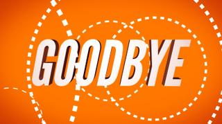 Orange Goodbye