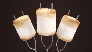 Three Marshmallows