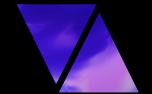 Purple Shape Flow (71678)