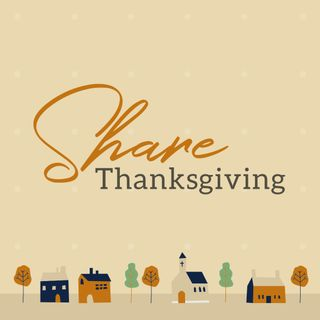 Share Thanksgiving