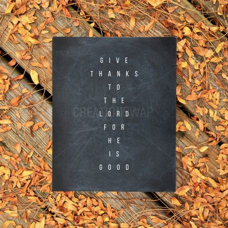 Give thanks (71869)