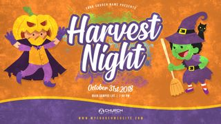 Harvest Night Widescreen