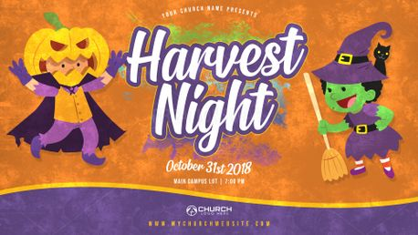 Harvest Night Widescreen (71885)