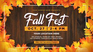 Fall Fest 2018 Slide