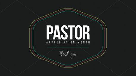 Pastor appreciation (72411)