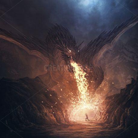 Battle with Satan (72611)