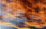 Orange Seamless Looping BG (72840)