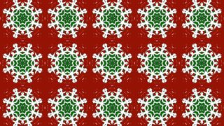 Frenetic Christmas Kaleidoscop