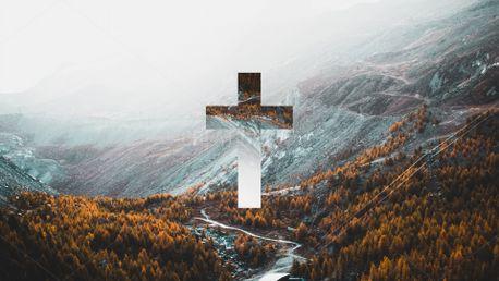 Fall Cross (72995)