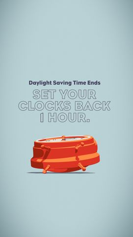 Daylight Saving Social Video