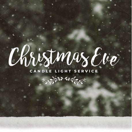 Christmas Eve | Candle Light  (73210)