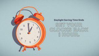 Daylight Saving Social Graphic