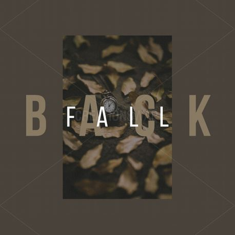 Fall back (73345)