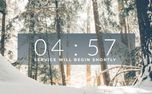 Winter Forest Countdown (73982)