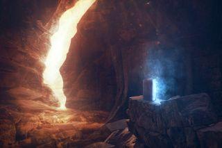 Bible hidden in cave
